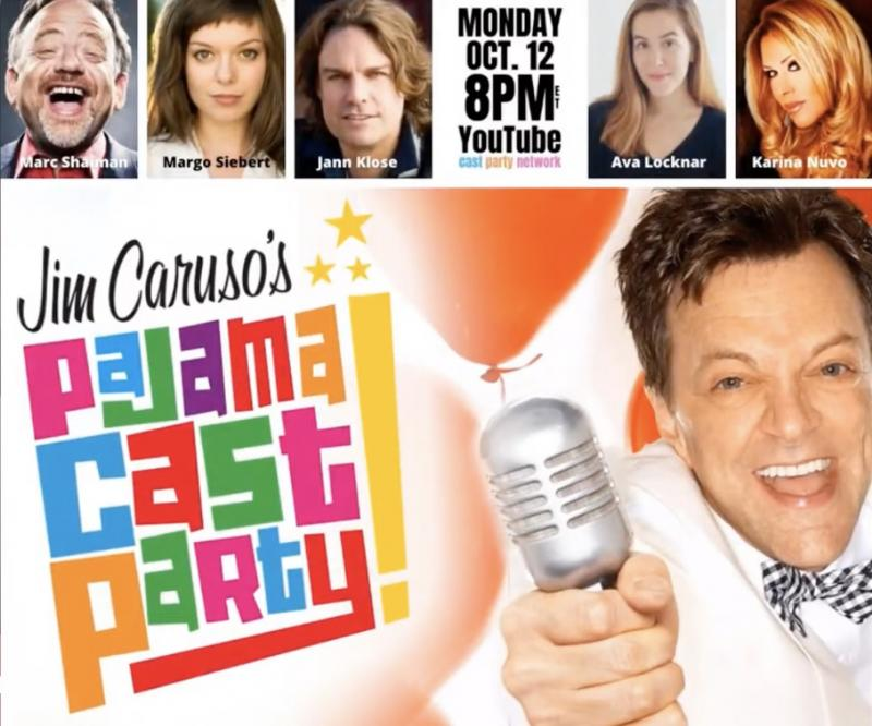 VIDEO: Watch Marc Shaiman, Margo Siebert & More on Jim Caruso's Pajama Cast Party