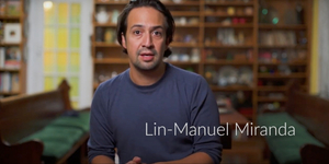 Lin-Manuel Miranda Appears in Spanish-Language Joe Biden Ad Video
