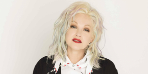 Watch the Official Lyric Video for Cyndi Lauper's 'Time After Time' Video