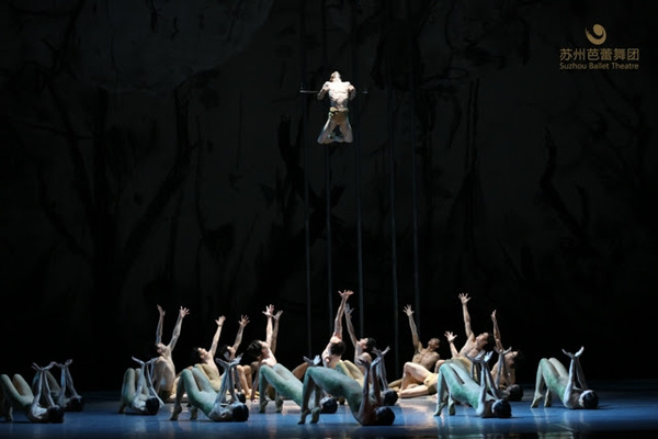 Photo Flash: Glen Tetley Legacy Completes its First Virtual Ballet Staging THE RITE OF SPRING