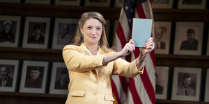 BWW Review: WHAT THE CONSTITUTION MEANS TO ME, Amazon Prime Video Photo