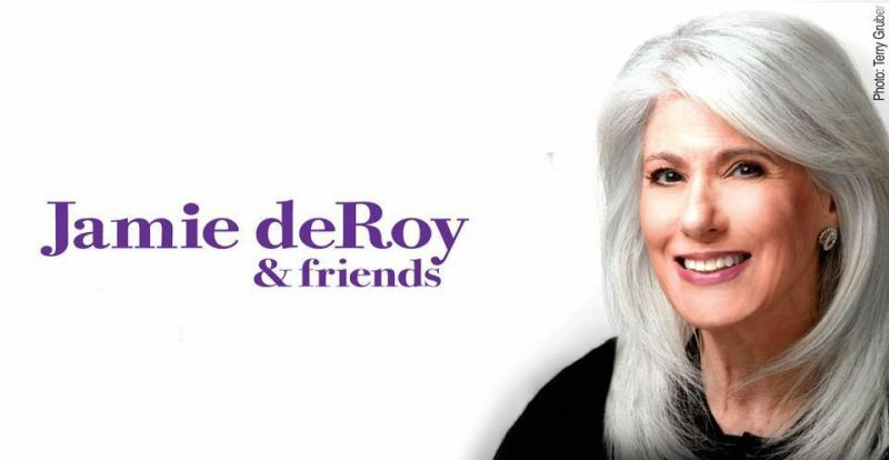 BWW Previews: Jamie deRoy & friends Presents TREASURES FROM THE ARCHIVES October 11th