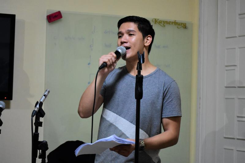 EXCLUSIVE PHOTOS: Gerald Santos Gears Up for Virtual Concert, THE GREAT SHIFT