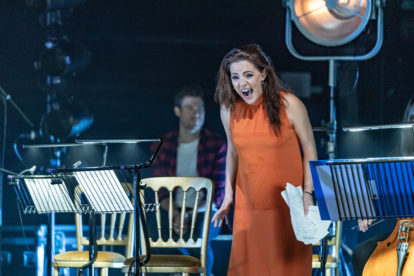 Photo Flash: First Look at Rachel Tucker, Rachel John & More in SONGS FOR A NEW WORLD at the London Palladium