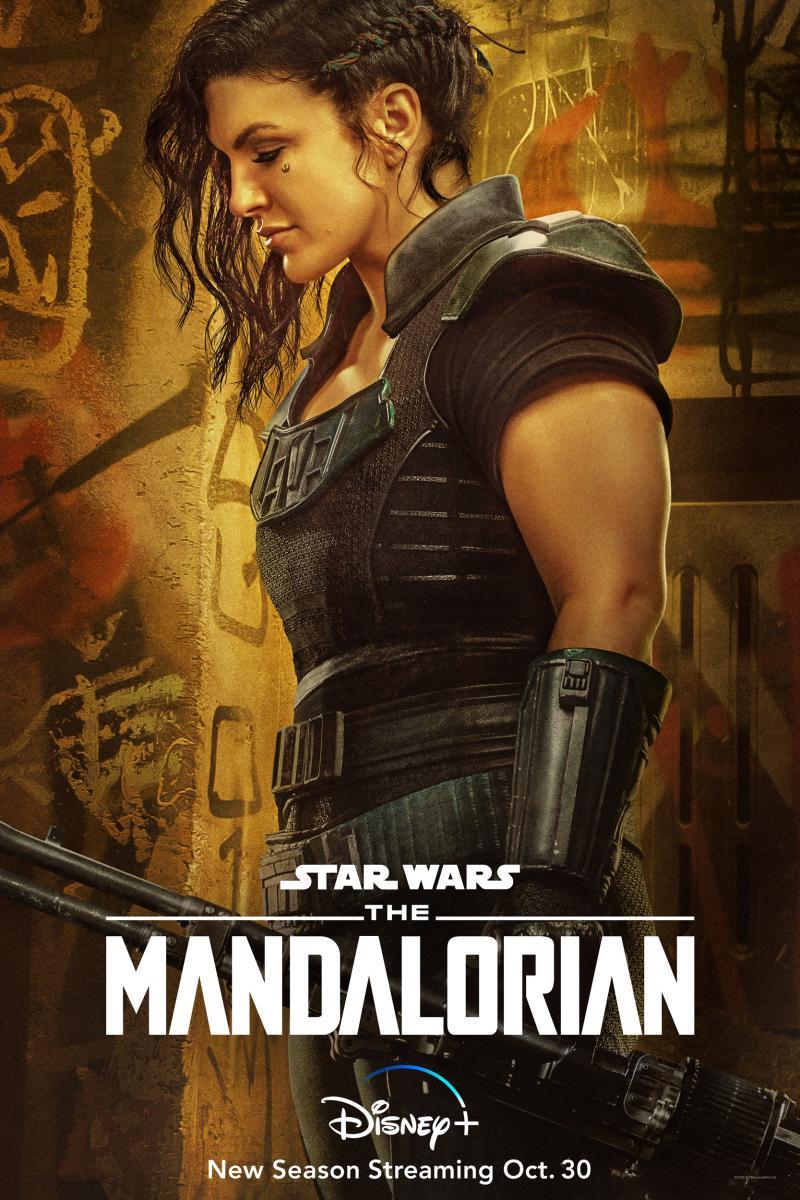 Disney Plus Releases New Character Art for THE MANDALORIAN Season Two