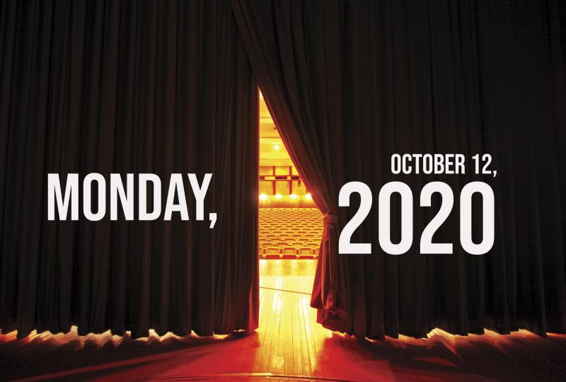 Virtual Theatre Today: Monday, October 12- with Beth Leavel, Andrew Barth Feldman, and More!