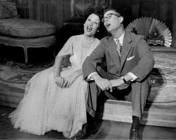 Photos: Celebrate the 70th Anniversary of the Opening of Irving Berlin's CALL ME MADAM on Broadway