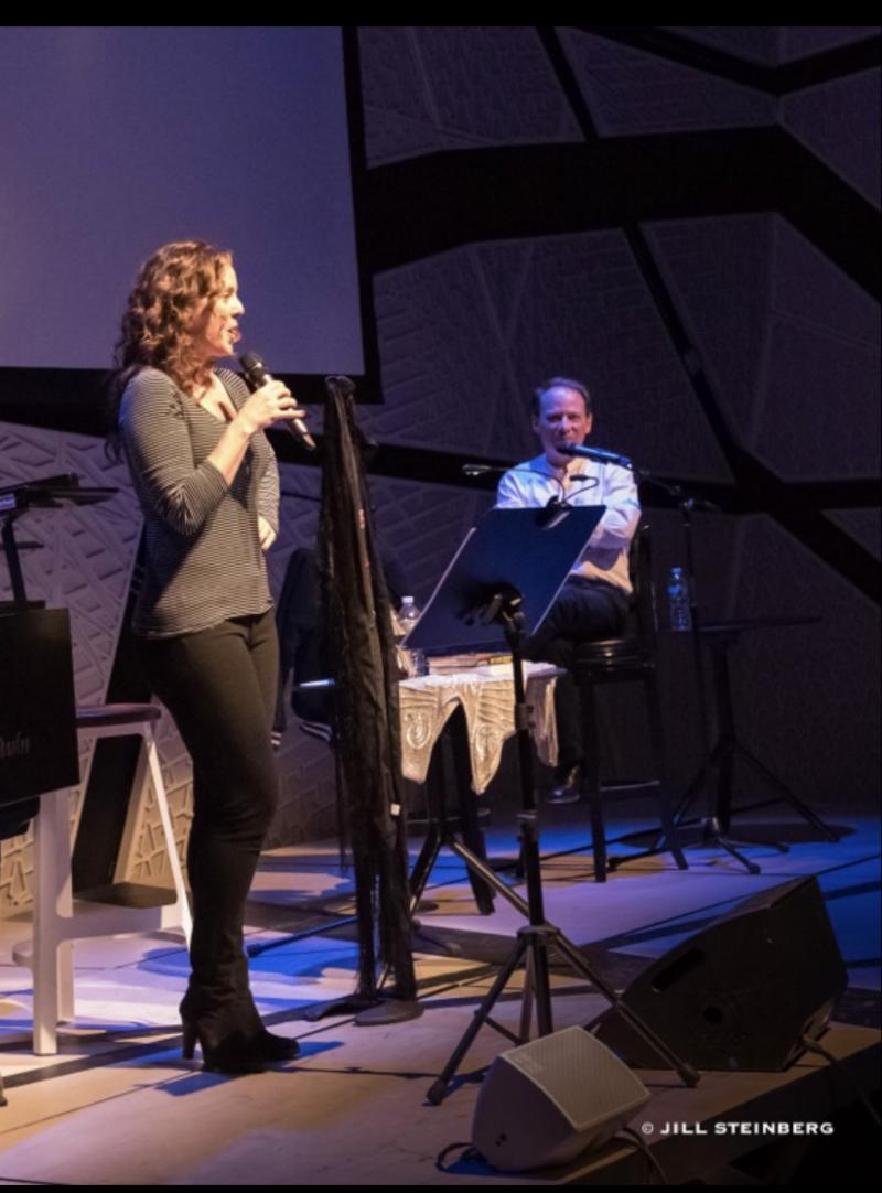 BWW Previews: Melissa Errico & Adam Gopnik Perform Online October 14th In New Concert Series