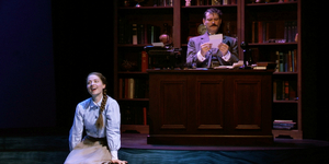 BWW Review: DADDY LONG LEGS at Broadway Rose Photo