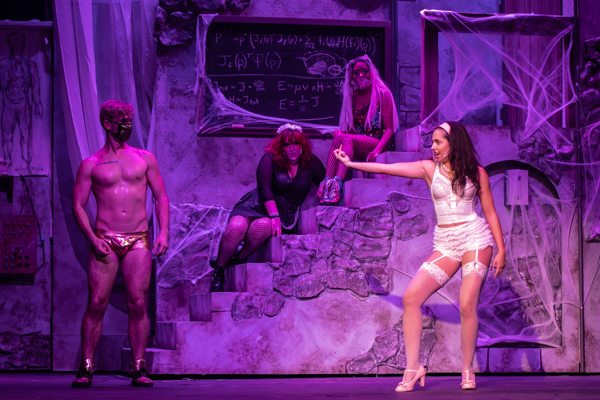 Photo Coverage: First look at THE ROCKY HORROR SHOW at the Garden Theatre