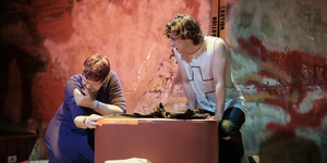 Review | VINCENT RIVER at The Curators Theatre Company Photo