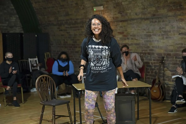 Photo Flash: In Rehearsal For RENT at the Hope Mill Theatre