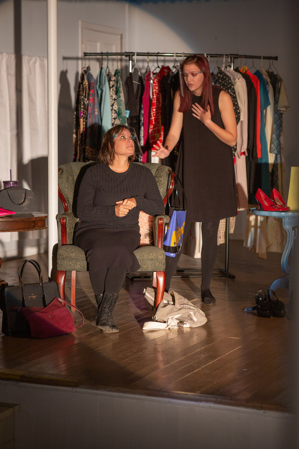 Photo Flash: First Look at The Sauk's LOVE, LOSS AND WHAT I WORE