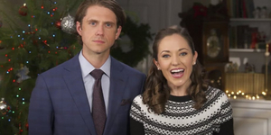 Behind the Scenes of ONE ROYAL HOLIDAY With Osnes & Tveit Video