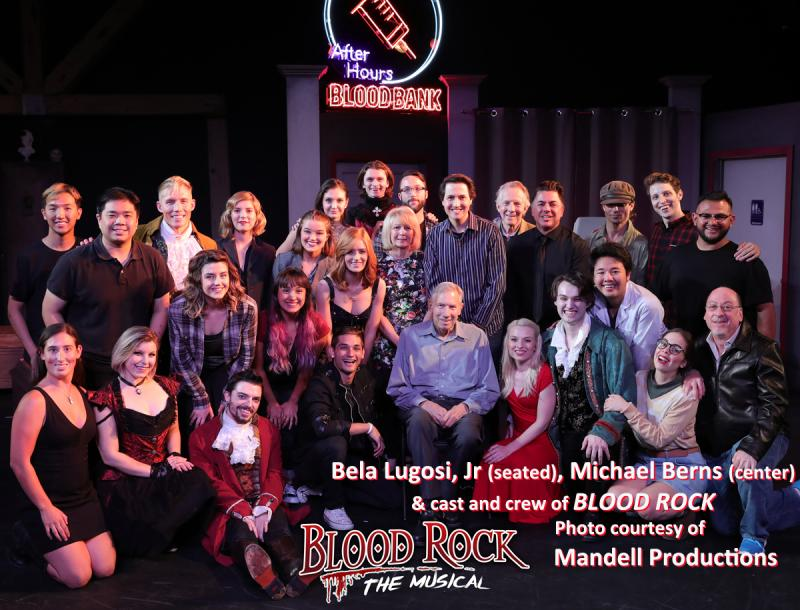BWW Interview: Michael Berns' BLOOD ROCK: THE MUSICAL On The Road To Broadway