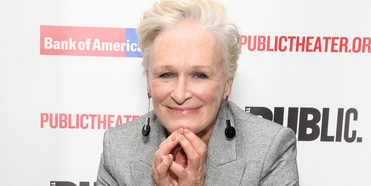 Glenn Close Presented with Honorary AARP Purpose Prize Award Photo