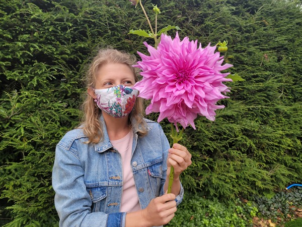 Photo Flash: LongHouse Reserve Celebrates Family Day and Dahlia Day!