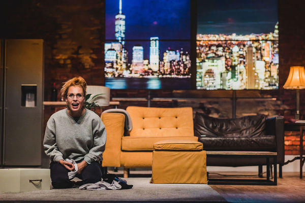 Photo Flash: First Look at Rob Houchen and Celinde Schoenmaker in MARRY ME A LITTLE