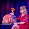 BWW Feature: At Home With Leslie Carrara-Rudolph (and Lolly Lardpop) Photo