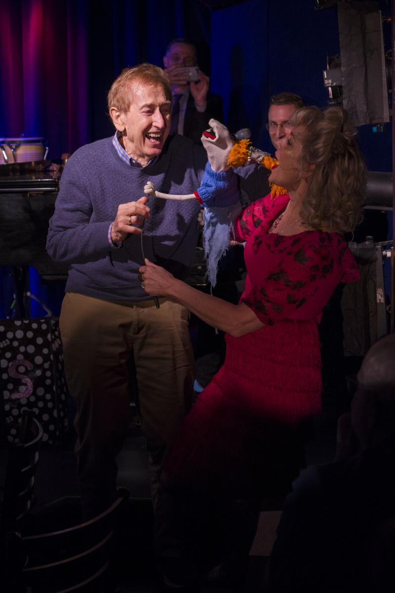 BWW Feature: At Home With Leslie Carrara-Rudolph (and Lolly Lardpop)