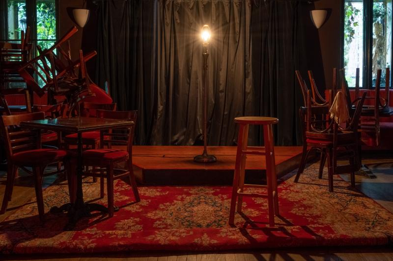BWW Previews: Pangea Debuts GHOST LIGHT SERIES October 23rd Featuring Tammy Faye Starlite and Penny Arcade