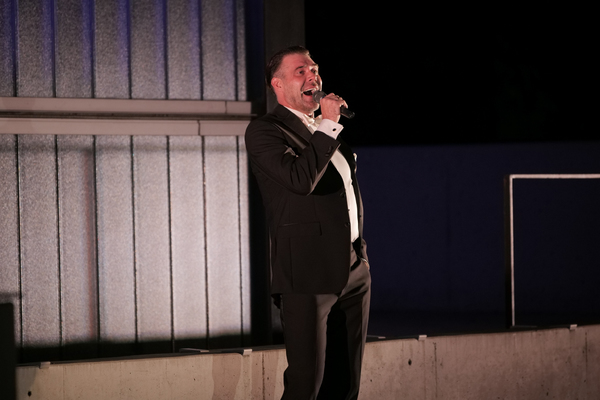 Photo Flash: ZACH Theatre Presents SONGS UNDER THE STARS With Jill Blackwood and Matthew Redden