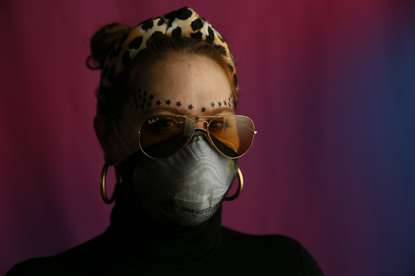 Photo Flash: MAD BALL 2020 Honoring Judy Chicago Featured Mx Justin Vivian Bond, Rosanne Cash and More