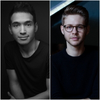 Zachary Noah Piser and Adam Rothenberg Livestream Broadway Songbook Concert Photo