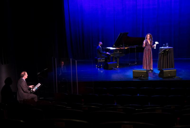 BWW Previews: Melissa Errico and Adam Gopnik Return With Second Concert in fi:af Series On January 28th