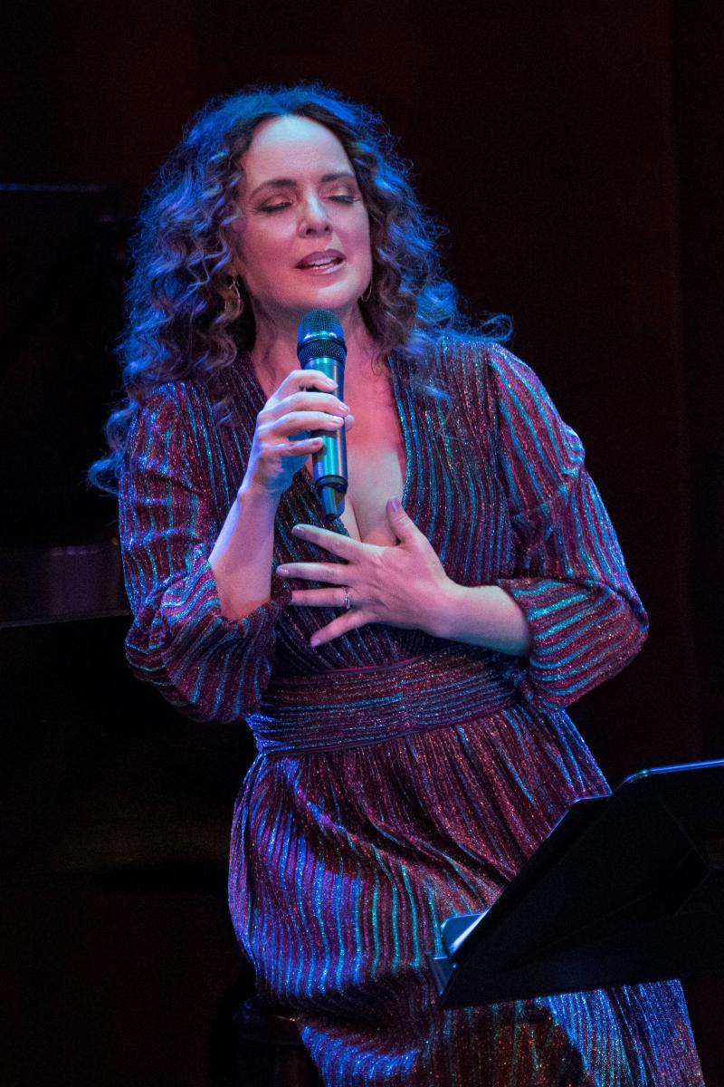 BWW Review: Melissa Errico, Adam Gopnik, And fi:af Debut Stunning Online Concert Series LOVE, DESIRE, AND MYSTERY