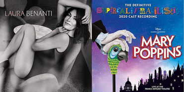 New and Upcoming Releases For the Week of October 19 - Laura Benanti Solo Album, MARY POPP Photo