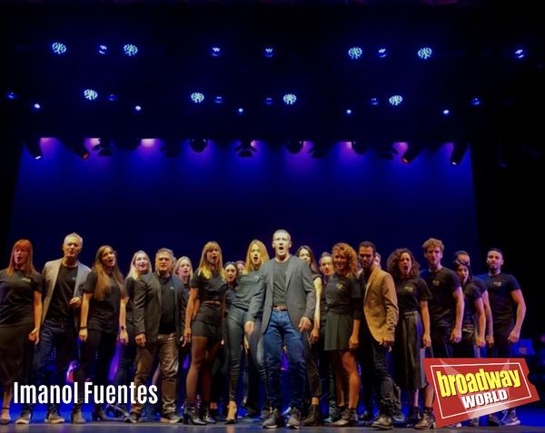 Antonio Banderas y el reparto de COMPANY Photo