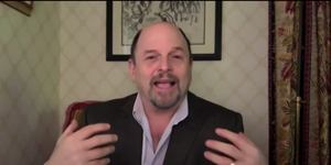 Jason Alexander Talks MERRILY WE ROLL ALONG Video