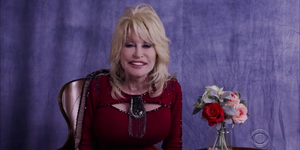 Dolly Parton Talks About Her New Book SONGTELLER Video