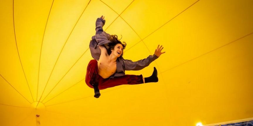 Choreographer Trey McIntyre To Debut Newest Dance Film, Featuring Royal Ballet Dancer, Jos Photo
