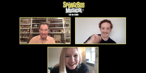 Ethan Slater & Tom Kenny Chat About THE SPONGEBOB MUSICAL on DVD Video
