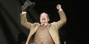 BWW Review: ROOSEVELT: CHARGE THE BEAR at The Roustabouts Theatre Co streaming through Nov Photo