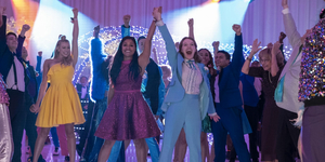 Watch the Official Teaser for THE PROM on Netflix Video
