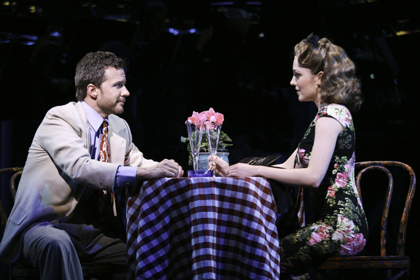 Will Chase and Laura Osnes Photo