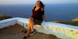 BWW Feature: At Home With Lina Koutrakos Photo