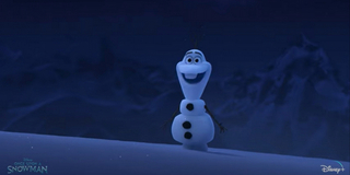 FROZEN Short ONCE UPON A SNOWMAN Now Available to Stream on Disney Plus Photo