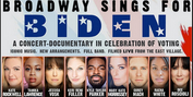 WATCH: BROADWAY SINGS FOR BIDEN Livestream Concert with Tamika Lawrence, Jessica Vosk, Kat Photo