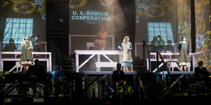 BWW Review: UCO Shines with RADIUM GIRLS Photo