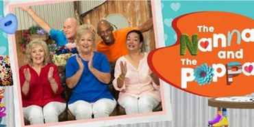 THE NANNAS AND THE POPPAS to Launch on ABC Kids on  National Grandparents Day - Sunday 25 Photo