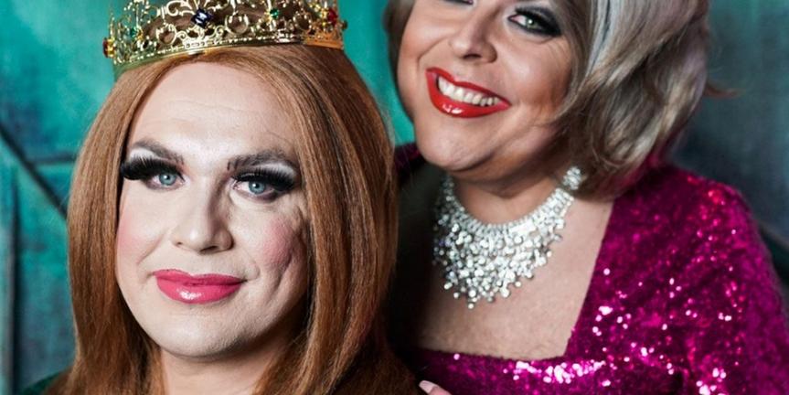 Aleksanterin Teatteri Announces Drag Night With Pola Ivanka and NikoLa Photo