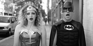 The Skivvies Release New Music Video, SUPER HEROES Video