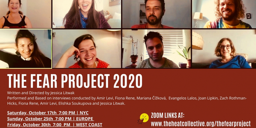 BWW Interview: Playwright and Director Jessica Litwak on THE FEAR PROJECT Photo