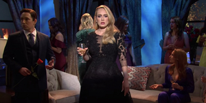 VIDEO: Adele Competes in THE BACHELOR in New SATURDAY NIGHT LIVE Sketch