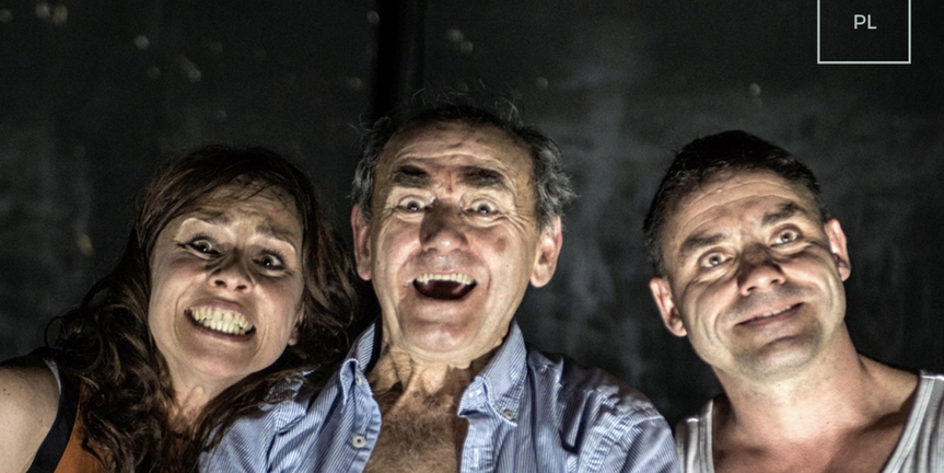 Stary Theatre Presents FATHER MOTHER TUNNEL OF FRIGHTS Photo
