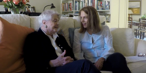 Video: Angela Lansbury in Conversation With  Her Niece Video